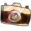 64x64px size png icon of camera 2