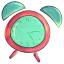 64x64px size png icon of clock