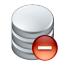 64x64px size png icon of data remove