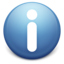 64x64px size png icon of Info
