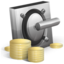 64x64px size png icon of Money Vault