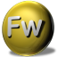 64x64px size png icon of Adobe Fireworks