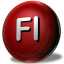 64x64px size png icon of Adobe Flash