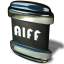 64x64px size png icon of File AIFF