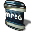 64x64px size png icon of File MPEG