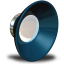 64x64px size png icon of Speaker