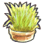 64x64px size png icon of G12 Flowerpot Grass