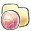 64x64px size png icon of G12 Folder Basketball