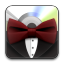 64x64px size png icon of Bowtie