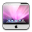 64x64px size png icon of iMac