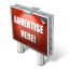 64x64px size png icon of advertising