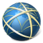 64x64px size png icon of internet