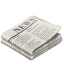 64x64px size png icon of news