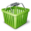 64x64px size png icon of shopping