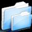 64x64px size png icon of Ekisho Deep Ocean Folders