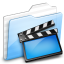 64x64px size png icon of Ekisho Deep Ocean Movies
