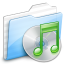 64x64px size png icon of Ekisho Deep Ocean Music 2