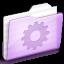 64x64px size png icon of Ekisho Deep Ocean Smart Folder