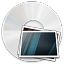64x64px size png icon of CD Pictures