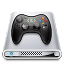 64x64px size png icon of Drives Games
