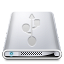 64x64px size png icon of Drives USB Drive
