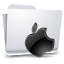 64x64px size png icon of Folders Apple