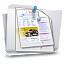 64x64px size png icon of Folders Documents