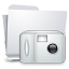 64x64px size png icon of Folders Pictures Alt