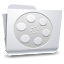 64x64px size png icon of Folders Videos