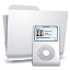 64x64px size png icon of Folders iPod