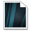 64x64px size png icon of Mimetypes Picture File
