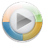 64x64px size png icon of Misc Windows Media Player