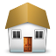64x64px size png icon of Toolbar Browser Home
