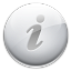 64x64px size png icon of Toolbar Info