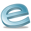 64x64px size png icon of Applications Internet Explorer
