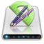64x64px size png icon of Drives Applications