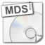 64x64px size png icon of File Types mds