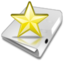 64x64px size png icon of Folders Favourites