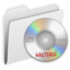 64x64px size png icon of Folder CDMasters