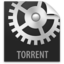 64x64px size png icon of z File TORRENT