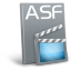 64x64px size png icon of File asf