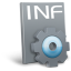 64x64px size png icon of File inf