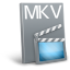 64x64px size png icon of File mkv