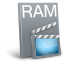 64x64px size png icon of File ram
