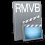 64x64px size png icon of File rmvb