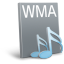 64x64px size png icon of File wma