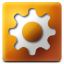 64x64px size png icon of Apps aptana