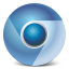 64x64px size png icon of Apps chromium browser
