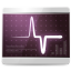 64x64px size png icon of Apps scan monitor