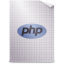 64x64px size png icon of Mimetypes application x php